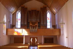 Orgel Binningen Heilig Kreuz