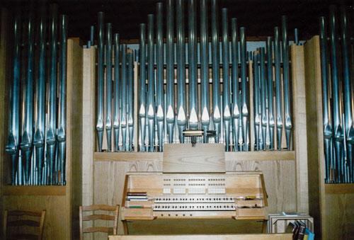 Orgel St. Peter Kirche, Diegten