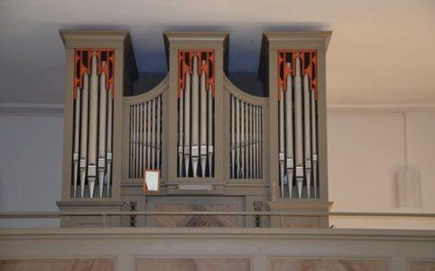 Orgel in Langenbruck