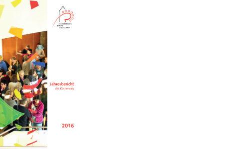 Jahresbericht 2016 des Kirchenrats Reformierte Kirche Baselland