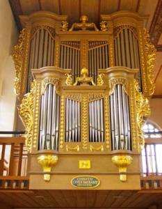 Orgel in Sissach